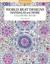 World Beat Designs: Mandalas and More Coloring Book