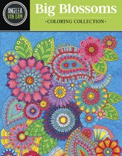 Big Beautiful Blossoms Coloring Collection
