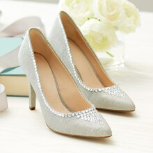 Jeweled Pumps, medium