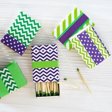 Washi Tape Matchboxes, medium