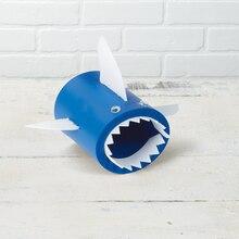 Under the Sea: Foam Can Hug Shark, medium