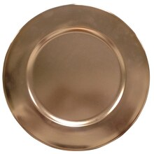 "13"" Copper Charger by Ashland"