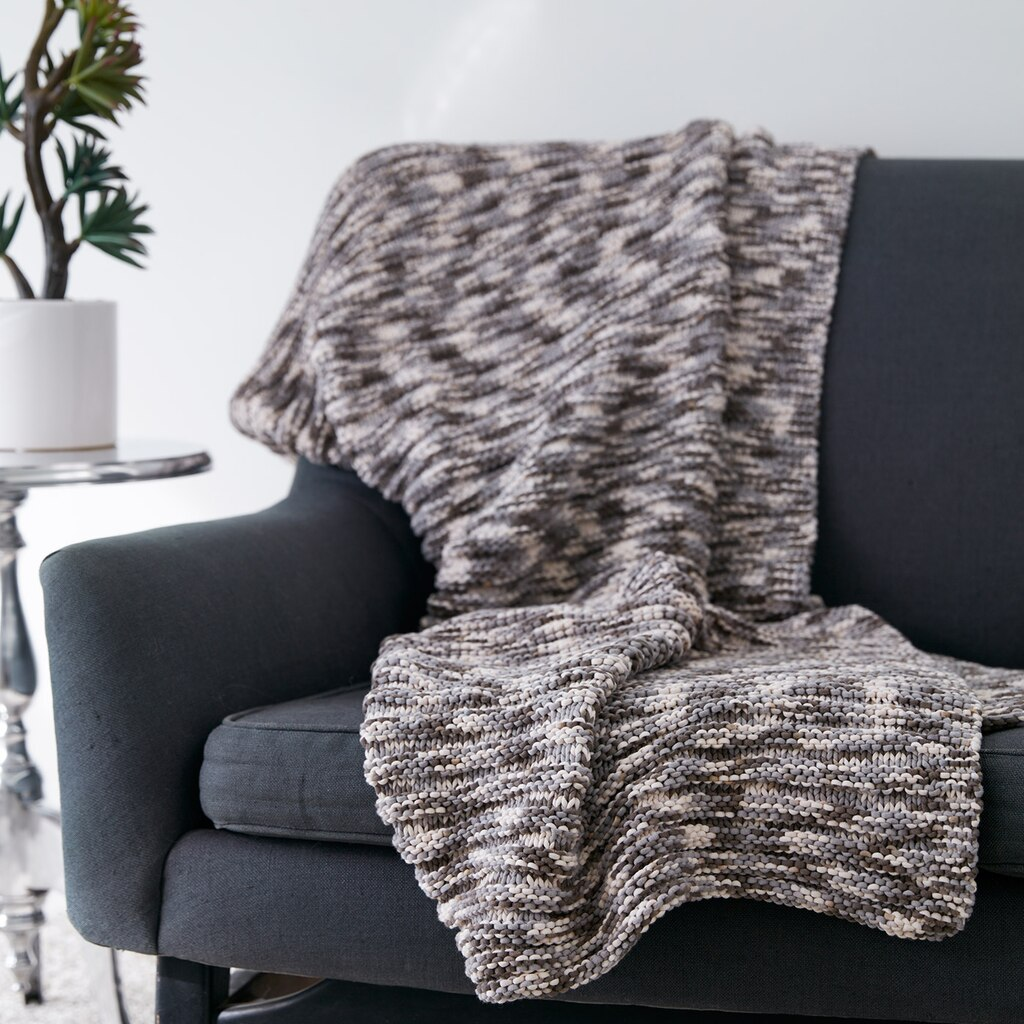 Maker Home Dec Ridges Blanket