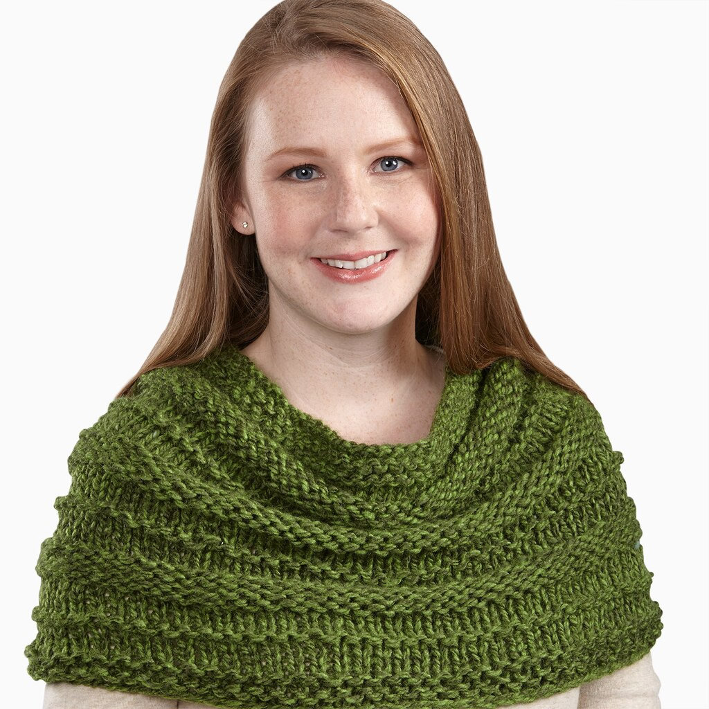 Loops & Threads® Charisma™ Charismatic Knit Cowl