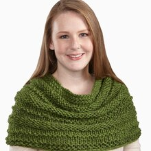 Loops & Threads® Charisma™ Charismatic Knit Cowl, medium