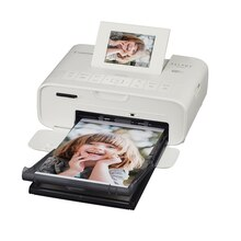 SELPHY CP1200 White Wireless Compact Photo Printer Image
