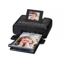 SELPHY CP1200 Black Wireless Compact Photo Printer Image