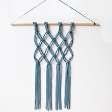 Bernat® Maker Home Dec™ Macrame Wall Hanging, medium
