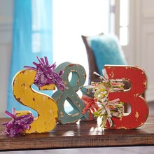 Make Market™ Eclectic Rag Letters, medium
