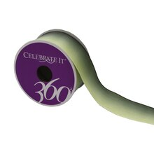 "Green Ombre Ribbon By Celebrate It 360, 1.5"" x 3yd."
