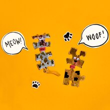 Pet City: Puzzle Piece Pet, medium