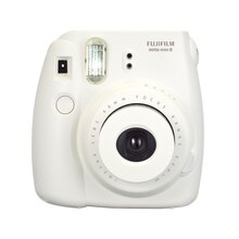 Fujifilm Instax Mini 8 Camera, White, Product