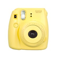 Fujifilm Instax Mini 8 Camera, Yellow, Product