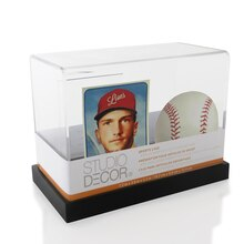 Baseball Photo Display Case by Studio Decor