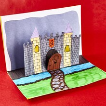 Castles and Courts: My Castle Book, medium