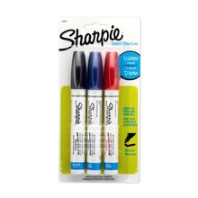 Sharpie Water-Based Paint Markers, Medium 3 Pack