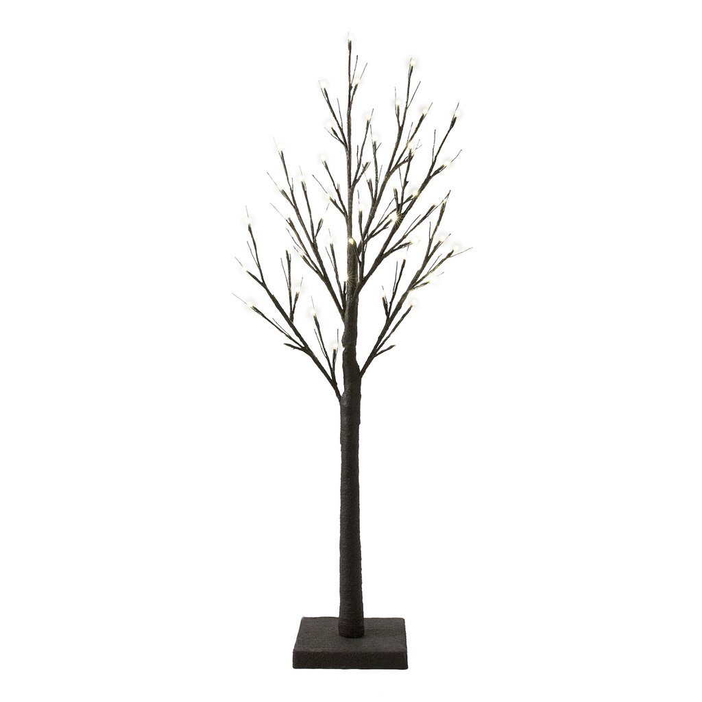 Buy the Apothecary & Company Decorative LED Twig Tree, 4 ft. at Michaels