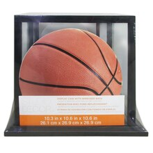 Studio DéŽcor Basketball Display Case, Label