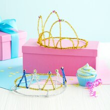 Crown Kids' Birthday Favors, medium