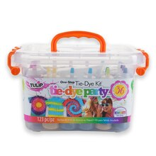 Tulip Tie-Dye Party One-Step Tie-Dye Kit