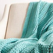Bernat® Maker Home Dec™ Eyelets and Textures Crochet Blanket, medium