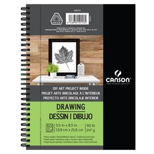 "Canson Artist Series Drawing Pad, 5.5"" x 8.5"""