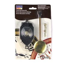 "3/4"" Clock Movement Kit with Small Pendulum by ArtMinds"