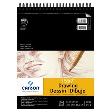 Canson 1557 Artist Series Drawing Pad