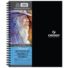Canson Montval Artist Series Watercolor Pad