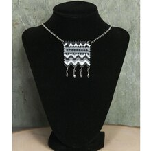 Perler® Mini Beads™ Chevron Necklace, medium
