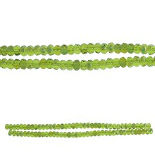 Bead Gallery Round Faceted Glass Beads, Emerald