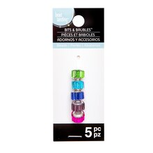 Bits & Baubles Bright Spacer Beads by Bead Landing