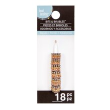 Bits & Baubles Multicolor Spacer Beads by Bead Landing