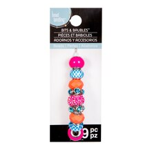 Bits & Baubles Social Media Beads by Bead Landing