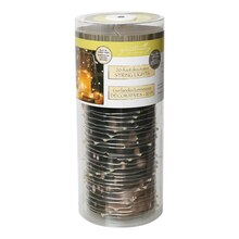 Apothecary & Company Silver Decorative Micro LED String Lights, 20 ft.