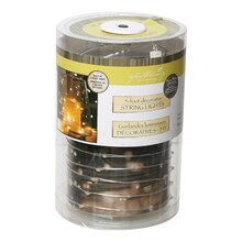 Apothecary & Company Silver Decorative Micro LED String Lights, 5 ft.