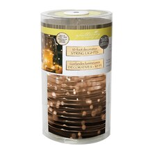 Apothecary & Company Copper Decorative Micro LED String Lights, 10 ft. Package