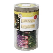 Apothecary & Company Multicolor Decorative Micro LED String Lights, 10 ft.