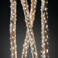 Apothecary & Company Silver Decorative Micro LED String Lights, Branches