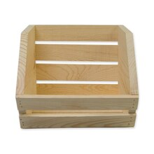 Wood Vegetable Crate by ArtMinds