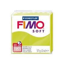 FIMO Soft Clay, Lime Green