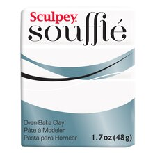 Sculpey Soufflé Oven-Bake Clay, Igloo