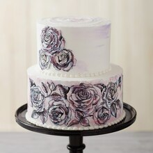 Garden Roses Sugar Sheets™ Cake, medium