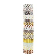 Metallic Washi Tapes by Recollections