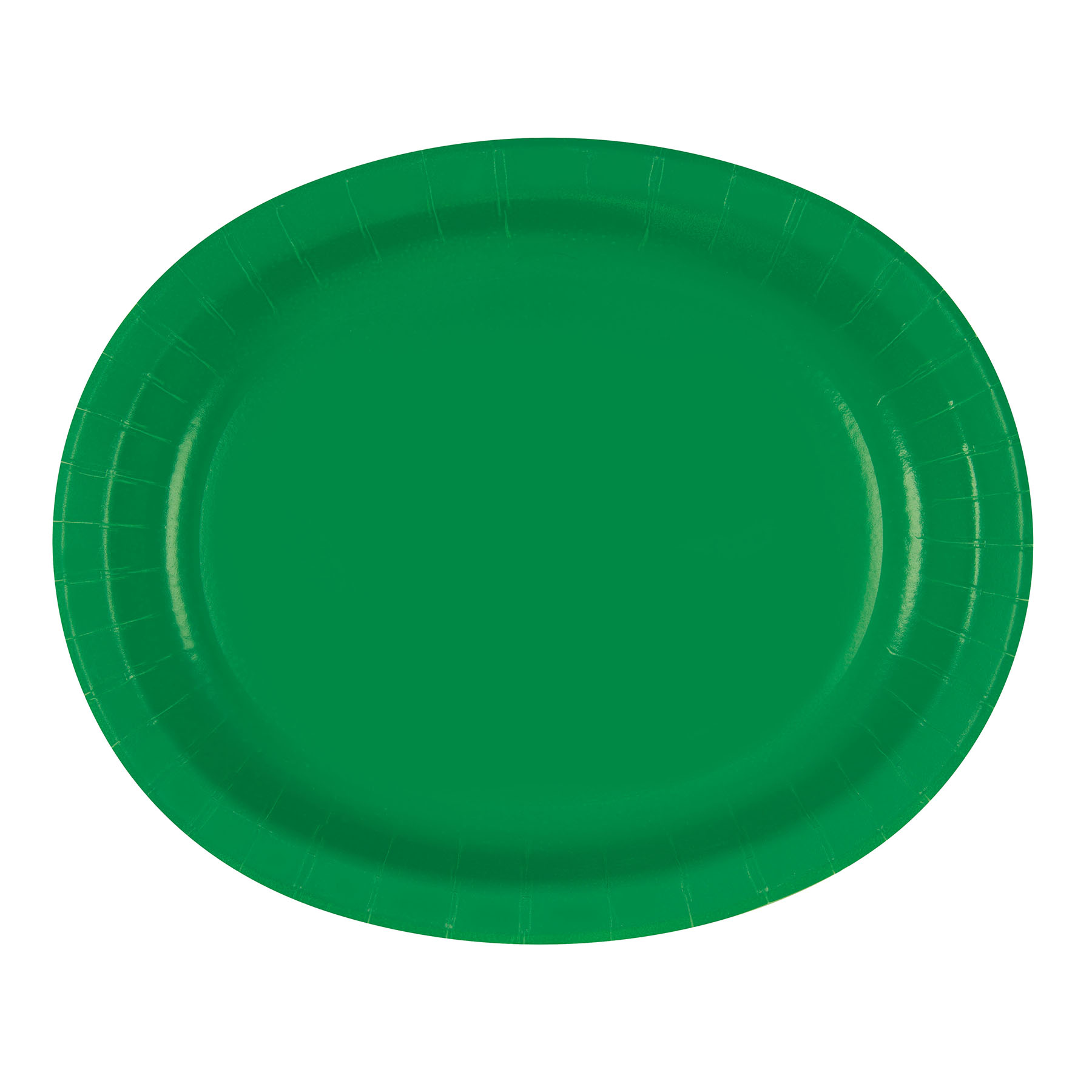 12\  Oval Green Dinner Plates ...  sc 1 st  Michaels Stores & Green Oval Dinner Plates | Green Party Supplies