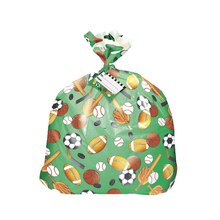 Jumbo Plastic Classic Sports Gift Bag