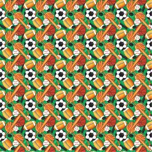 Classic Sports Wrapping Paper