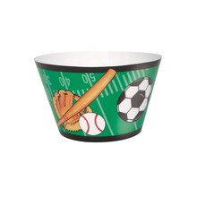 Classic Sports Cupcake Wrappers, 12ct