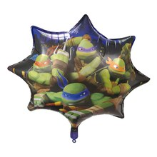 Giant Foil Teenage Mutant Ninja Turtles Balloon, 28.5""