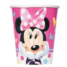 9oz Minnie Mouse Paper Cups, 8ct